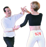 Learn to Dance with Erik Novoa (Erik and Lura)