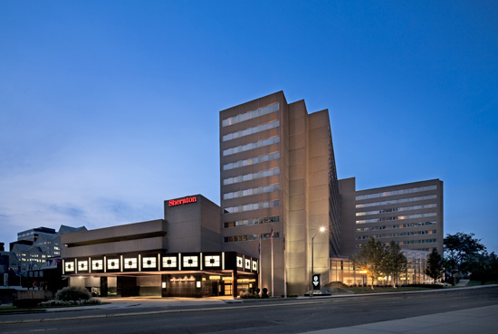 Sheraton Stamford Hotel CT