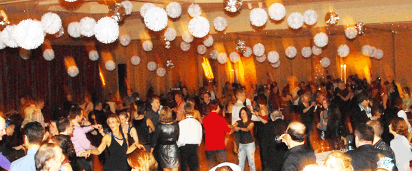 Dancing New Year's Eve Ballroom in Stamford CT