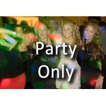 Party Only Registration 2018 (Adult)
