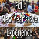 Full Event Registration for Dancing New Year's Eve CT