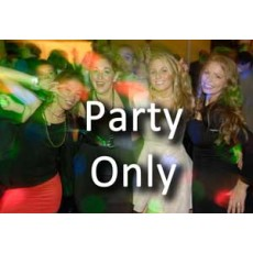 Party Only Registration 2019 (Adult)